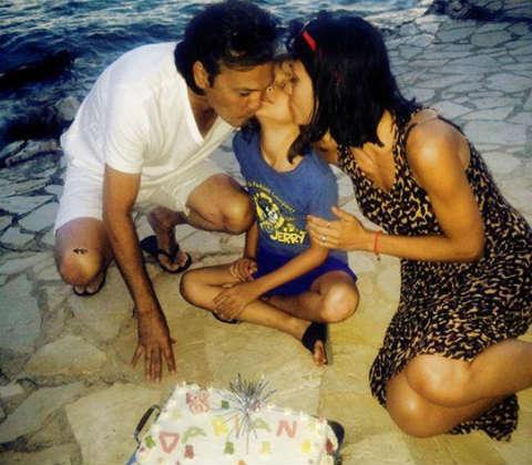 Ana и Vlado спретнаха на сина си купон за рождения ден