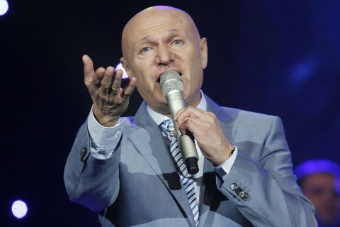 Šaban Šaulić подгонен в Хърватска