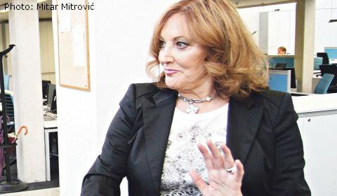Tereza Kesovija получила сепсис