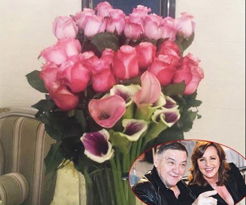 Ana Bekuta направи интимно празненство за рождения си ден