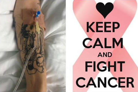 Donna Ares разбра, че има рак