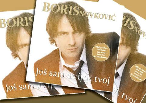 """Промоция на новия албум на Boris Novković – """"Još sam uvijek tvoj"""""""