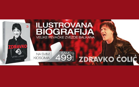 Биография на Zdravko Čolić
