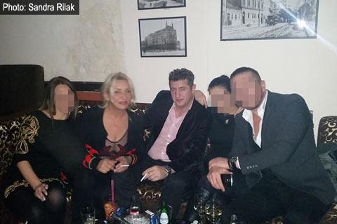 Vesna Zmijanac се сдобри с бившия си приятел