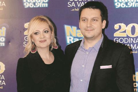 Jellena и Komlen Lalović