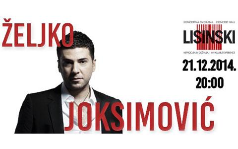 """Željko Joksimović представя """"Balkan Bazaar"""" в """"Lisinski"""""""