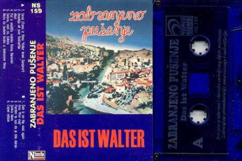 "Безплатно сваляне на албума ""Das ist Walter"" на ""Zabranjeno pušenje"""