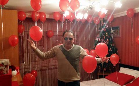 Mile Kitić отпразнува рождения си ден
