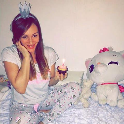 Anabela отпразнува 40-я си рожден ден