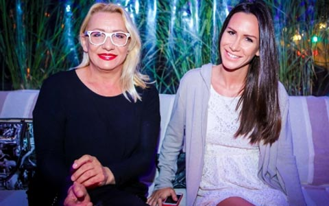 Vesna Zmijanac отпразнува 58-я си рожден ден