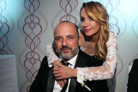 Tony и Dubravka Cetinski отбелязаха първата годишнина от брака си