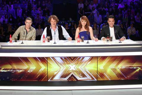 """Željko Joksimović, Massimo Savić, Tonči Huljić и Aleksandra Kovač - жури в """"X Factor Adria 2015"""""""