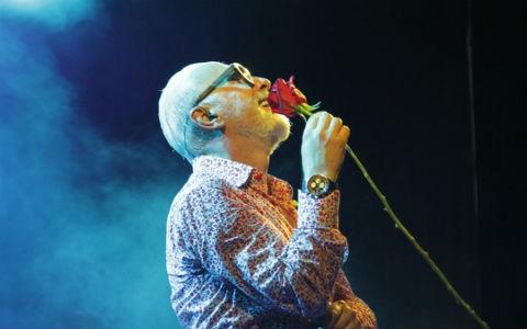 Голям интерес за концерта на Dino Merlin в Любляна за Деня на влюбените