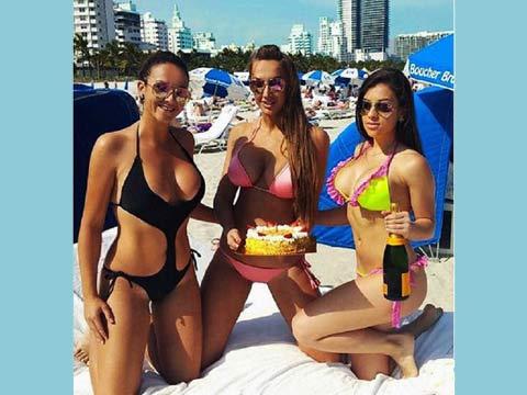 Почерпи се за рождения си ден: Goga Sekulić в Маями