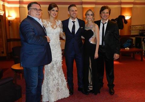 Alen Islamović направи на дъщеря си бляскава сватба