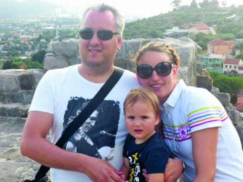 Dejan Matić се сдоби с втори син