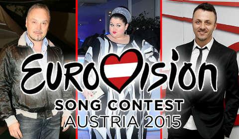Сърбия, Черна Гора, Македония и Словения на Евровизия 2015