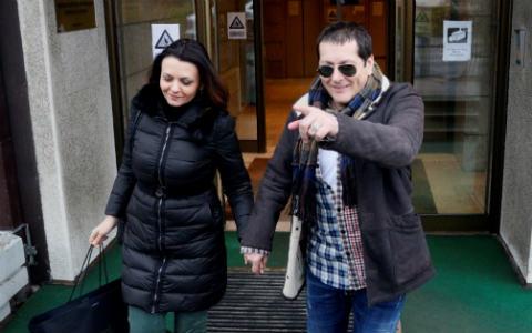 Съпругата на Aco Pejović излезе от болницата