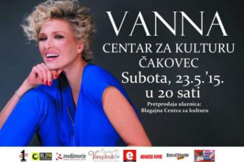 Vanna празнува 25 години кариера
