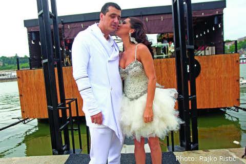 Marko Bulat се ожени