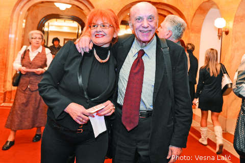 Predrag Živković Tozovac и Mima