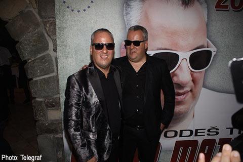 Промоция на албума на Dejan Matić