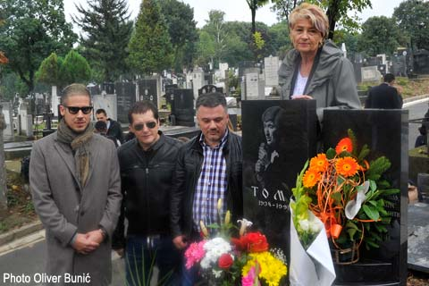 24 години от смъртта на Toma Zdravković