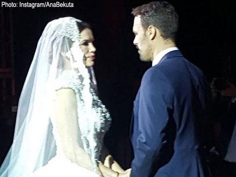 Severina Vučković и Igor Kojić сключиха граждански брак
