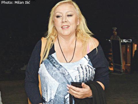 Zorica Marković бременна