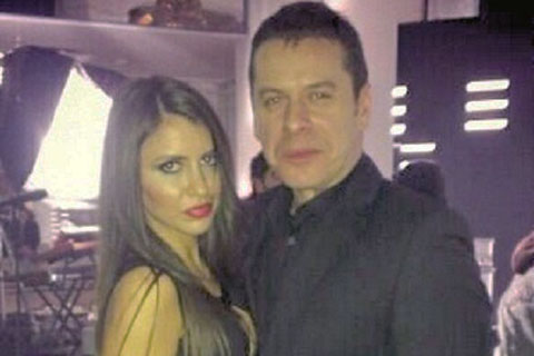 Vlado Georgiev и Milica Samardžija чакат бебе