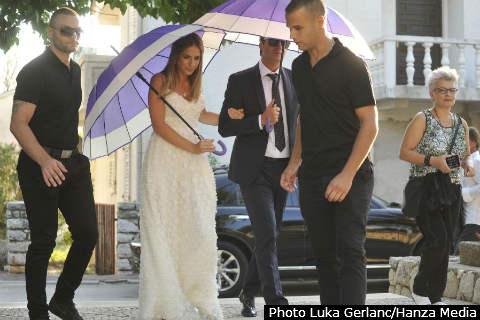 Boris Novković се ожени