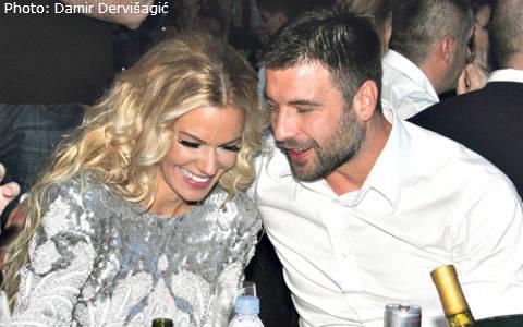 Nataša Bekvalac се развежда