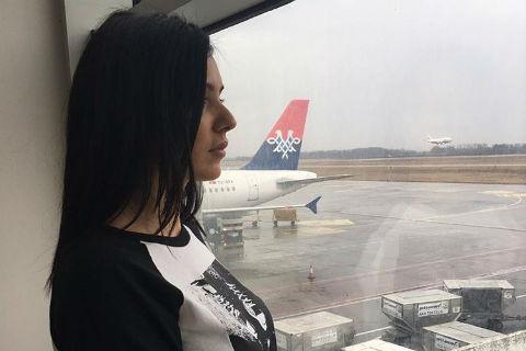 Tanja Savić изгубила бебето си