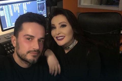 След 10 години Dragana Mirković и Daniel Đokić отново записаха дует