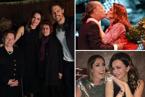 Severina отпразнува 45-я си рожден ден с Igor и приятели