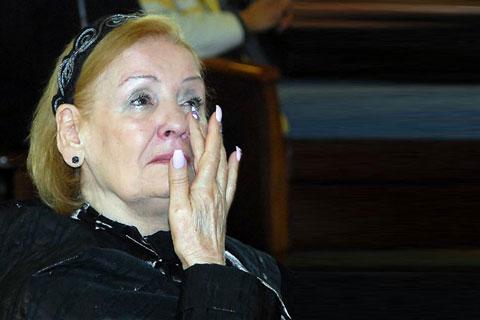 Lepa Lukić паднала отново