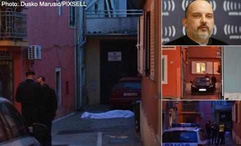 Toni Cetinski прегазил с автомобила си мъж, лежащ на платното