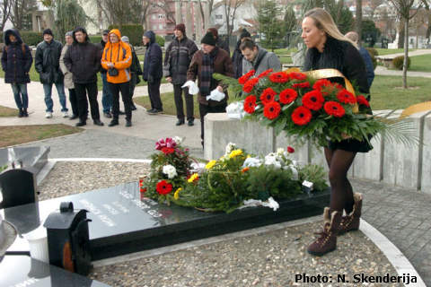 Годишнина от смъртта на Miki Jevremović
