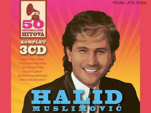 Най-големите хитове на Halid Muslimović
