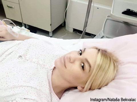 Nataša Bekvalac роди втора дъщеричка