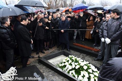 Погребаха сръбската легенда Šaban Šaulić