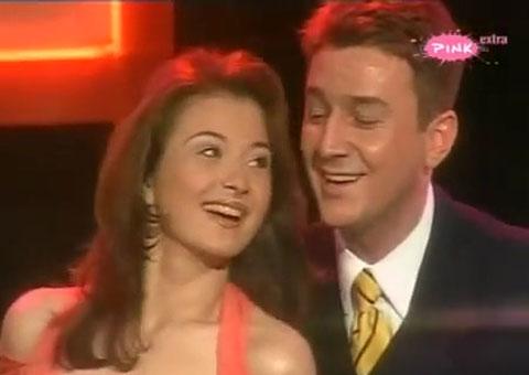 Anica Milenković и Nedeljko Bajić Baja