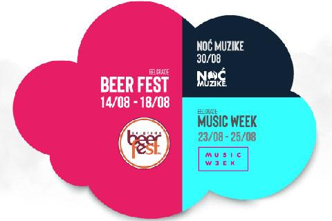 Фестивална треска в Белград