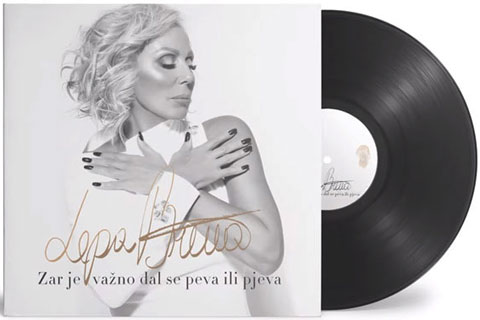 "Хитовете на Brena на плоча: Специално издание на албума ""Zar je važno dal' se peva ili pjeva"""