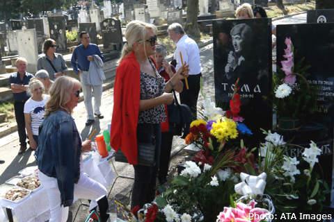 28 години от смъртта на Toma Zdravković