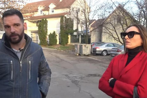 Anabela и Andrej отново заедно след развода