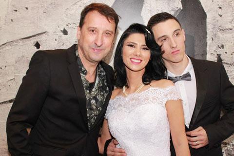 И Hari Varešanović има извънбрачен син