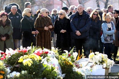 Тъжна година без Šaban Šaulić