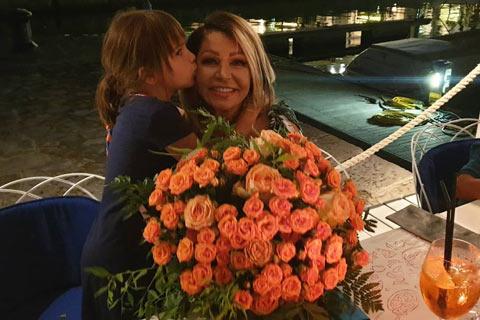 Neda Ukraden отпразнува 70-я си рожден ден