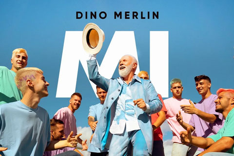 "Dino Merlin: Нов сингъл ""Mi"""